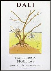 Salvador Dali: Ascher, Zwölf Stämme Israels, Teatro Museo Figueras