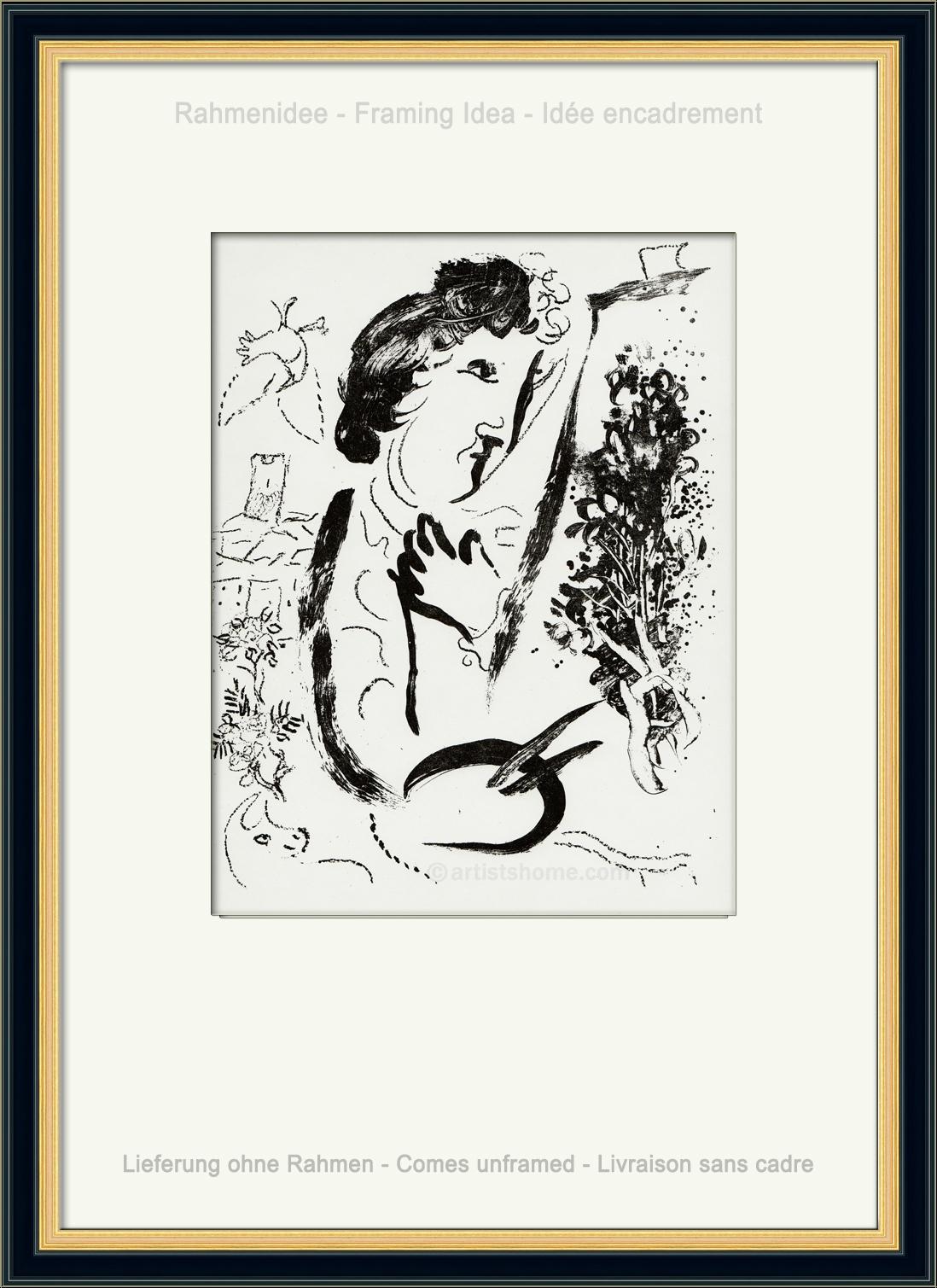 Marc Chagall: \