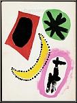 Joan Miro, 1953: Derriere le miroir (DLM) 57-58-59 mit 12 Original-Lithographien, Rückseite - Werke | Grafiken