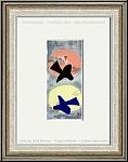 Georges Braque: Soleil et lune II, Sonne und Mond, 1959, Lithographie