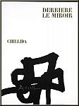 Eduardo Chillida, 1964: Derriere le miroir 143 Original-Lithographien
