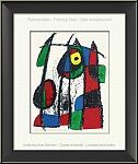 Joan Miro: »Neugieriges Katzenkind«, 1975, Original Lithographie VII