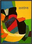 Maurice Estève: L'Oeuvre Gravé - Werkverzeichnis der Druckgrafiken