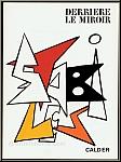 Alexander Calder, 1963: Derriere le miroir 141 Original-Lithographien